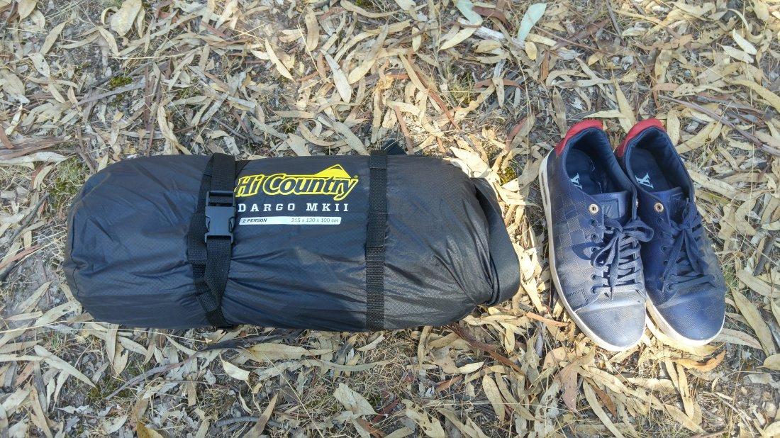 My tent - HI-COUNTRY DARGO MK2