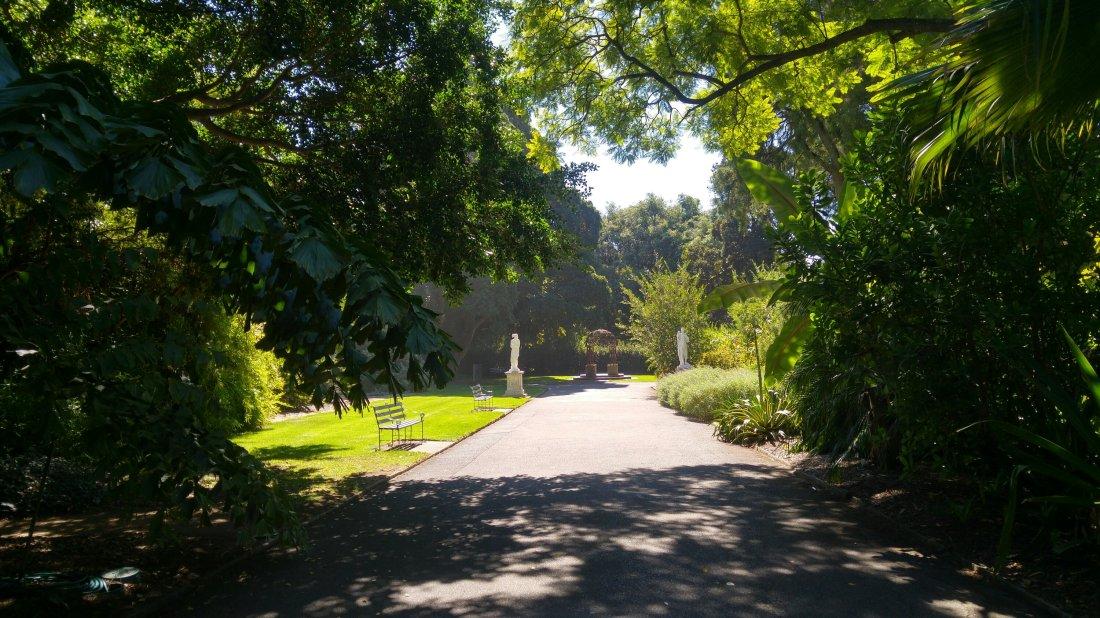Botanic garden, Adelaide