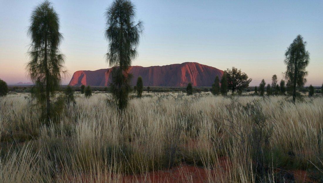 Ayers Rock \ Uluru