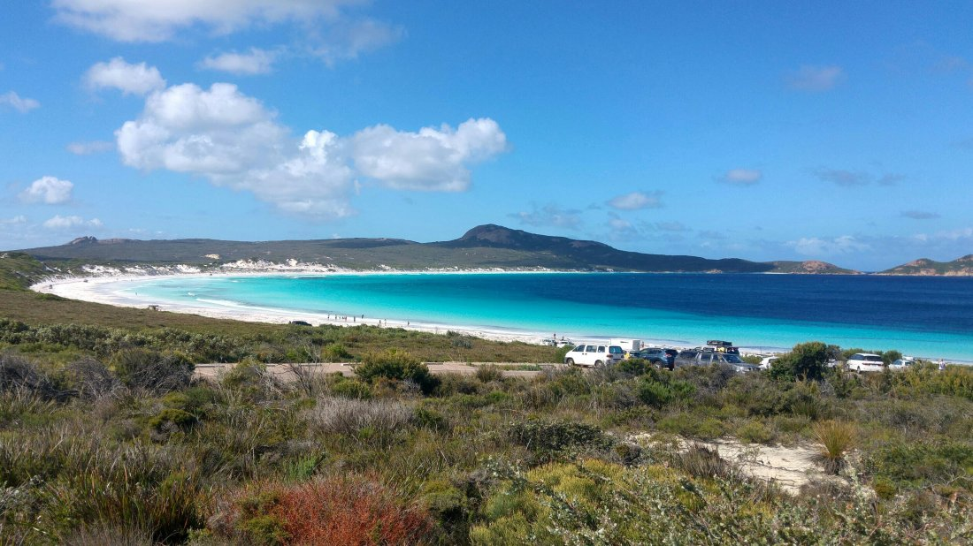 Lucky Bay, Cape Le Grand