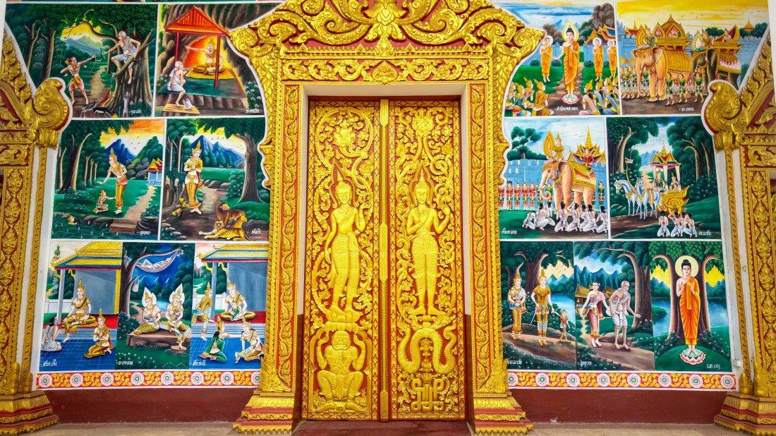 Wat Phiavat temple