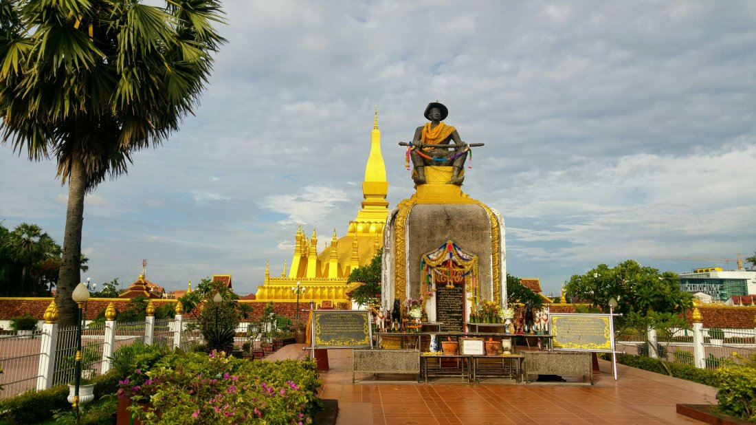 Statue of King Sai