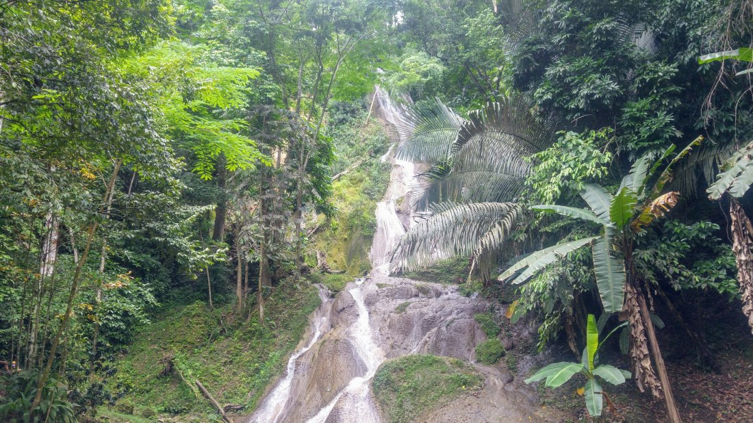 Kacham waterfall