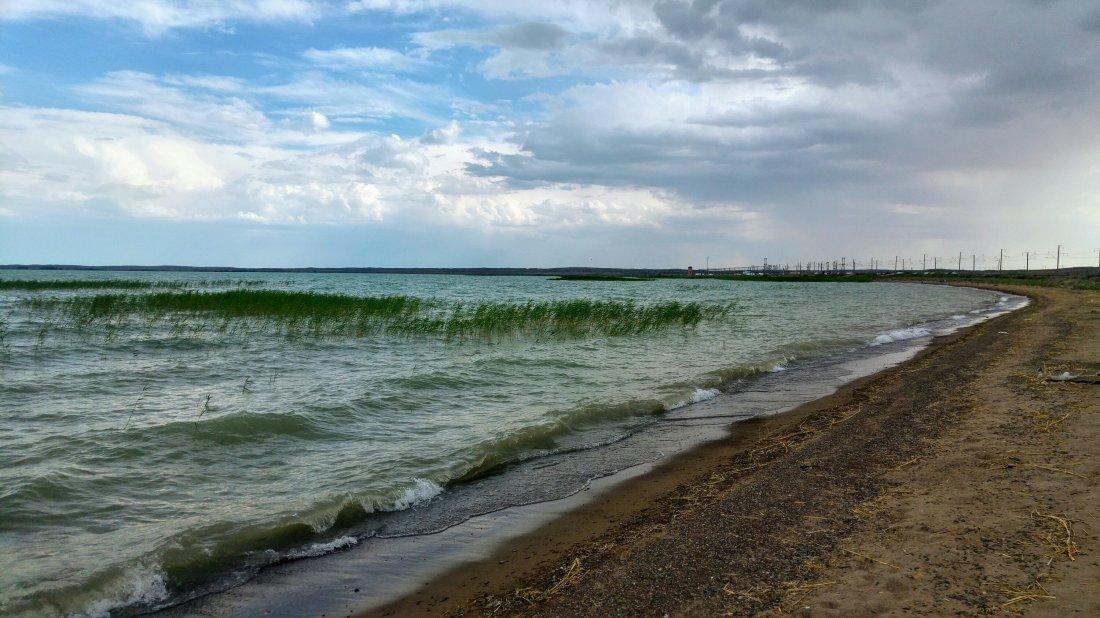 Balkhash Lake