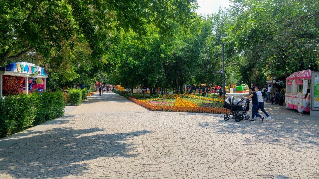 Park in Astana
