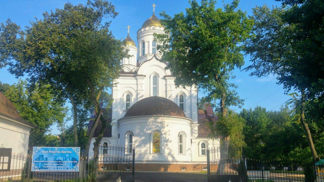 Tserkov Rozhdestva Khristova in Voronezh