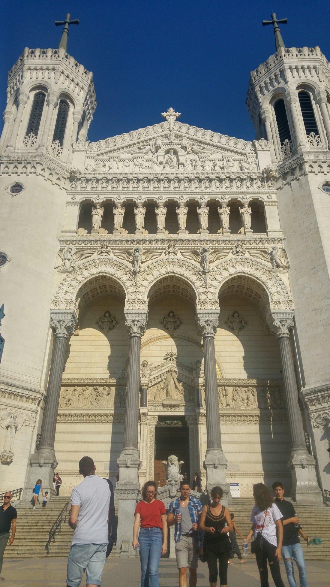 Saint Jean Baptiste cathedral
