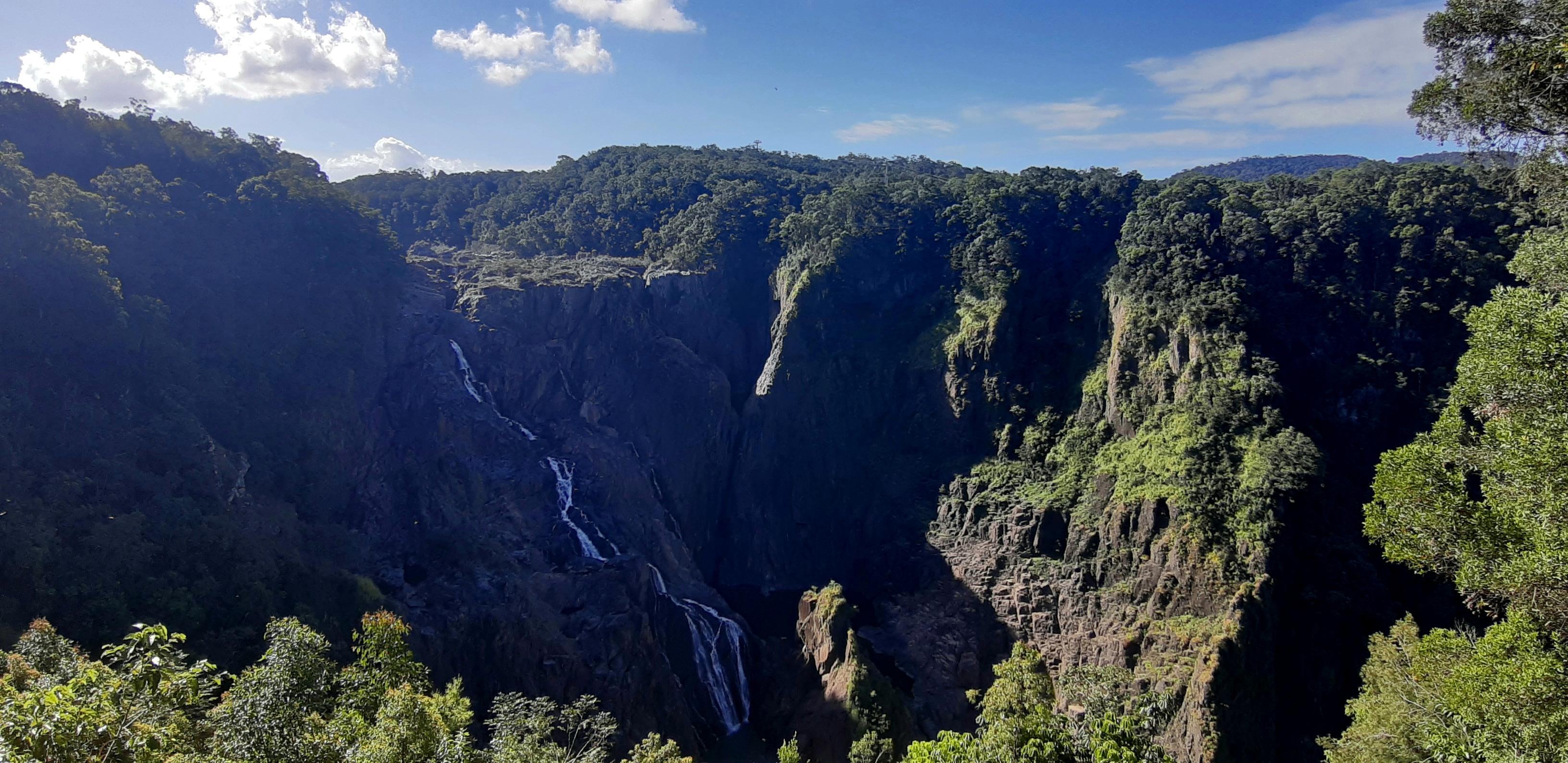 Barron Falls near Kuranda