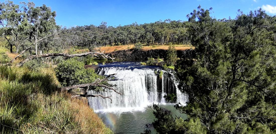 Big Millstream Falls