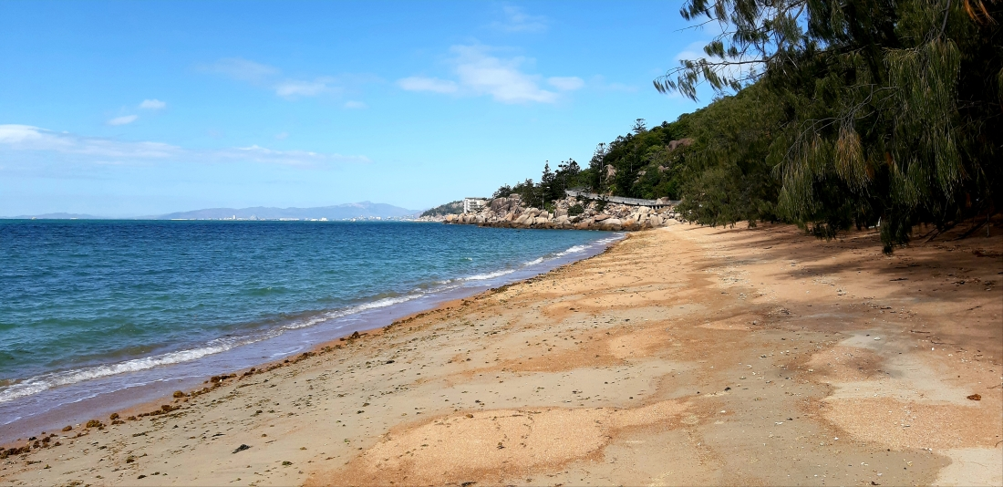 Magnetic Island coastline