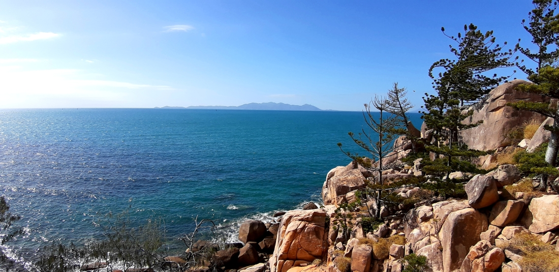 Magnetic Island coastline